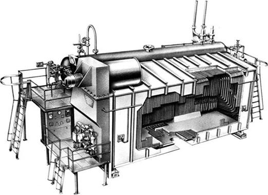 Oil - and Gas-Fired Boilers