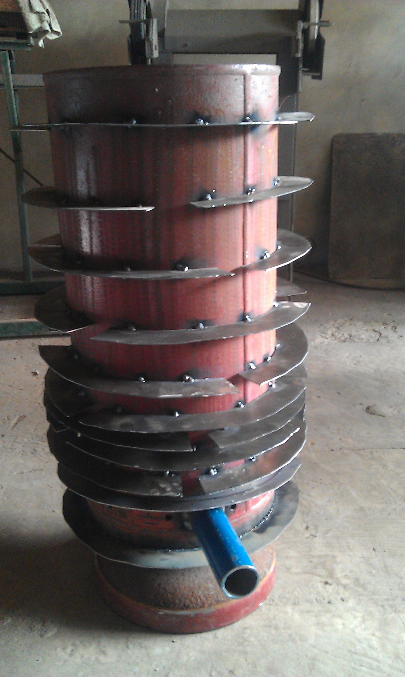 Газогенератор на дровах своими руками